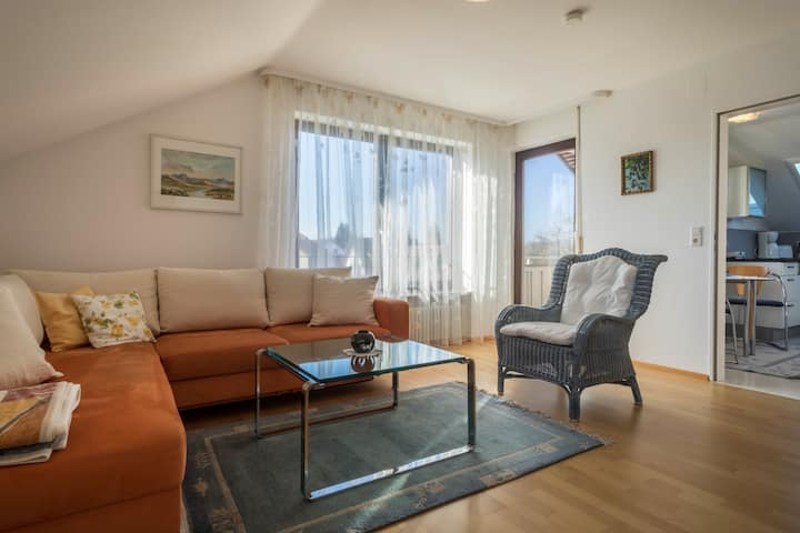 "Modern Apartment ""Ferienhaus Degelstein Apartment 2"" with Mountain View, Wi-Fi & Balcony; Parking Available"