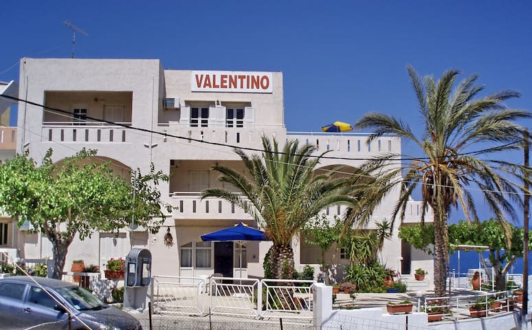 Valentino Apartments (apartment 4)  - Geropotamos - Apartmen