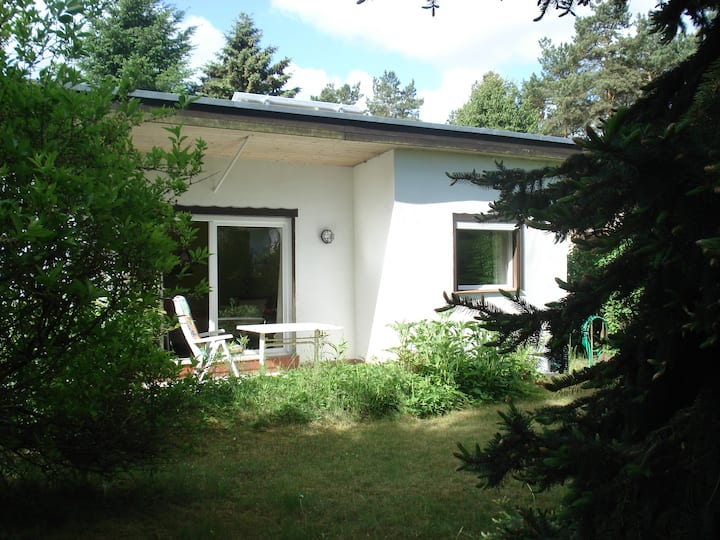 Ferienhaus an Waldsee in Brandenburg Nähe Berlin