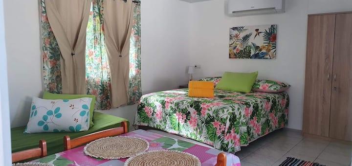 "Manurani Homes - Bungalow ""Tiputa"" (équipé & clim)"