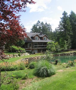 Tranquil Country Bed and Breakfast - Duncan