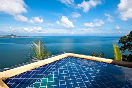 Good View Villa with Plunge Pool - Surat Thani, Thailand