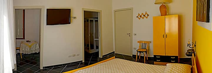 rooms with private bathroom