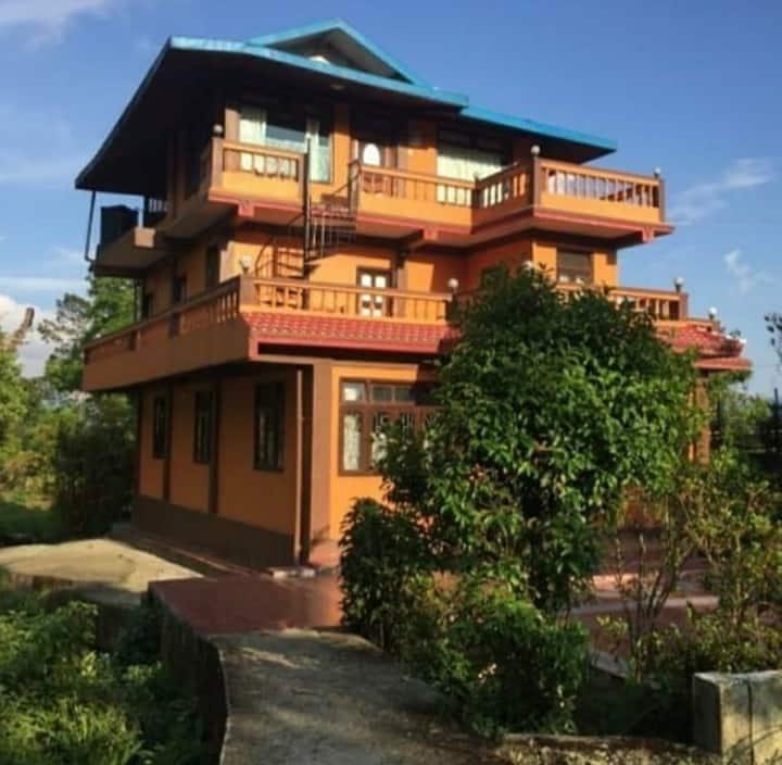 Odyssey's Misty Woods homestay Kalimpong