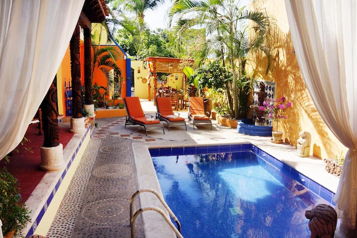 Penthouse, Hotel Quinta Camelinas - Zihuatanejo - Daire