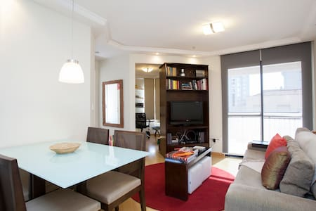 Flat in Moema for business/tourism - São Paulo - Apartment
