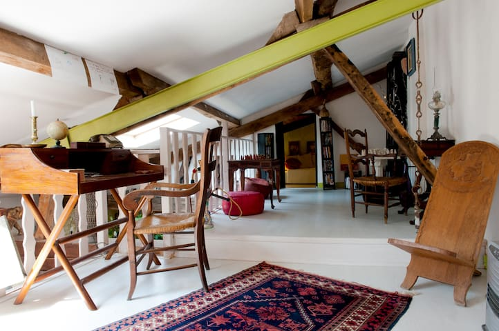 Grande Charentaise 4 pers - Tonnay-Charente - Bed & Breakfast