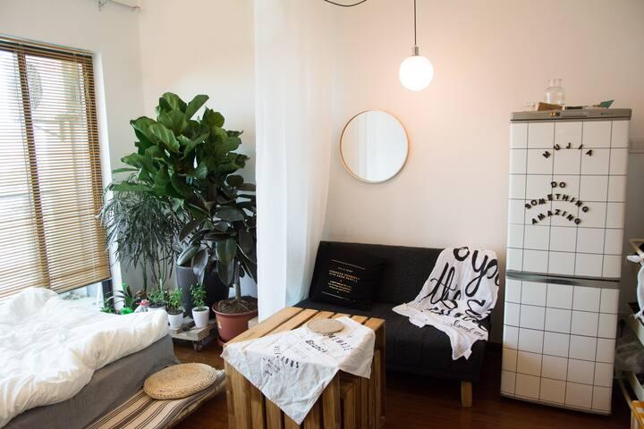 木家民宿 · 和爱美食的摄影师做一日室友吧