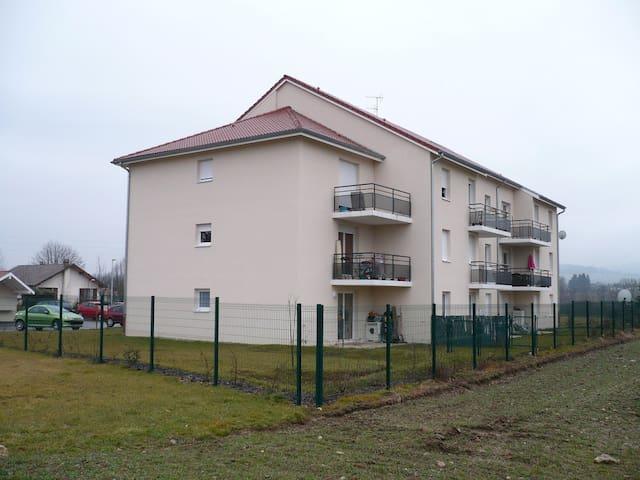 Chambre partagée - dans un village calme - Fitilieu - Departamento