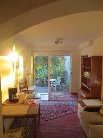Wohn/Essküche mit eigener Terrasse