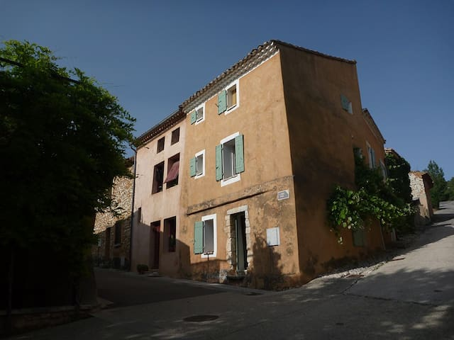Lovely family house Mt Ventoux 6p - Flassan - Hus
