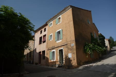 Lovely family house Mt Ventoux 6p - Flassan - House