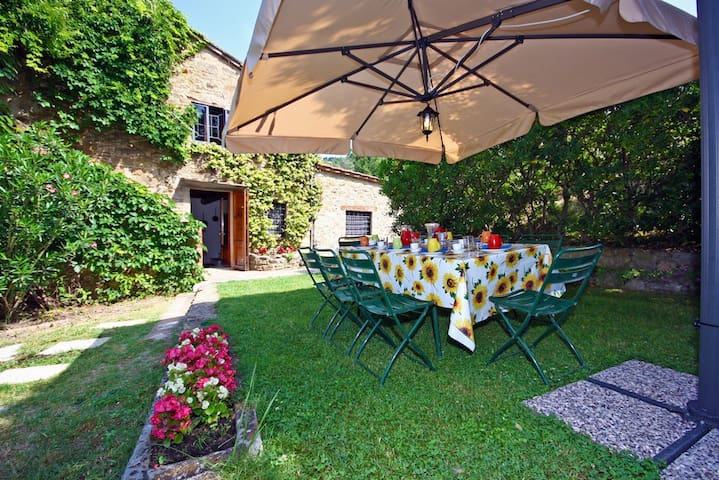 Agriturismo I Mandorli - Cortona - Huis