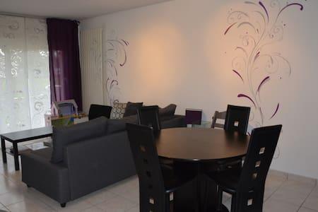 appartement 3 pièces entre caen et la mer - Blainville-sur-Orne - Wohnung