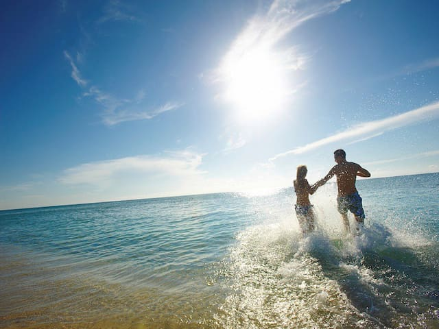 Near beach,new villa 2bedroom house,private pool - Larnaka - Huis