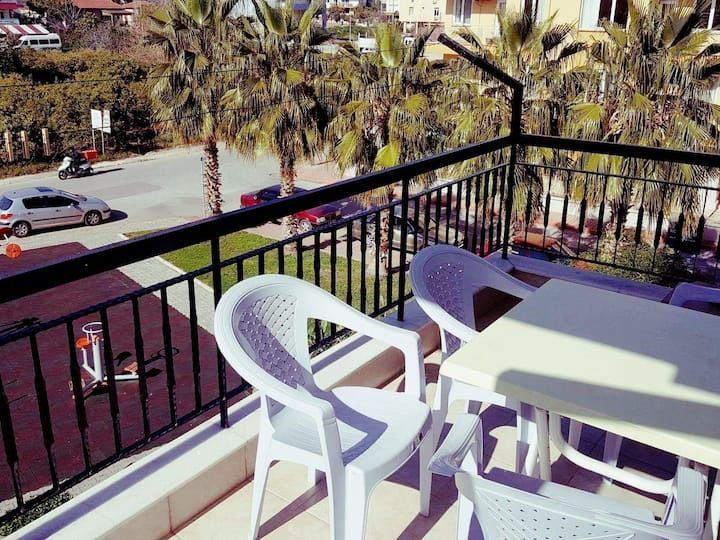 500 meters from the sea and entertainment centers