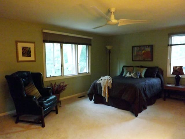 Large comfortable newly decorated   - Okemos - Haus