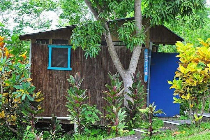sweet casita & pool, vieques island - Vieques - Cabaña