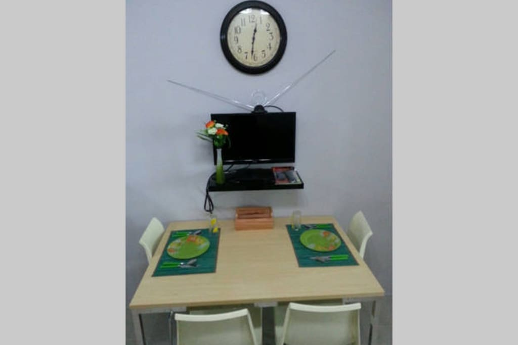 Smdc grass entire home iquipped wifi tv telephone for Cocktail tables for rent quezon city