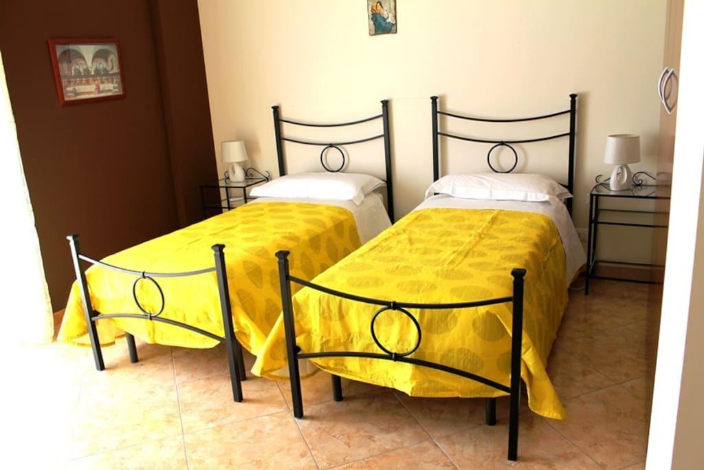 2 nuovissimi appartamenti con box appartamenti in for 2 appartamenti della camera da letto principale