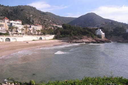Nice apartment on the beach side  - Sitges