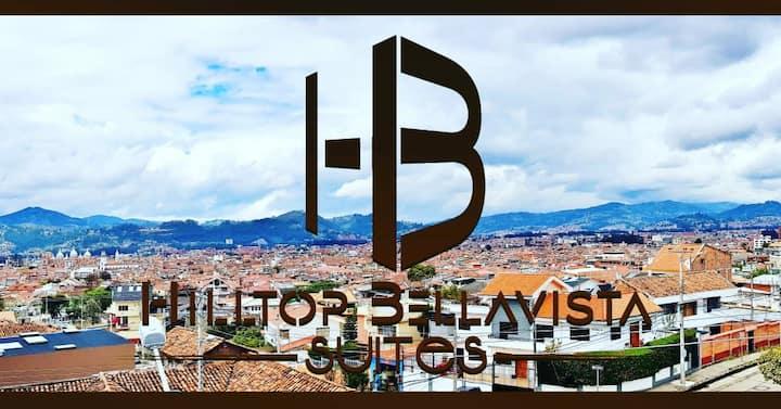 Hilltop Bellavista, Suite Two, perfect, nice view