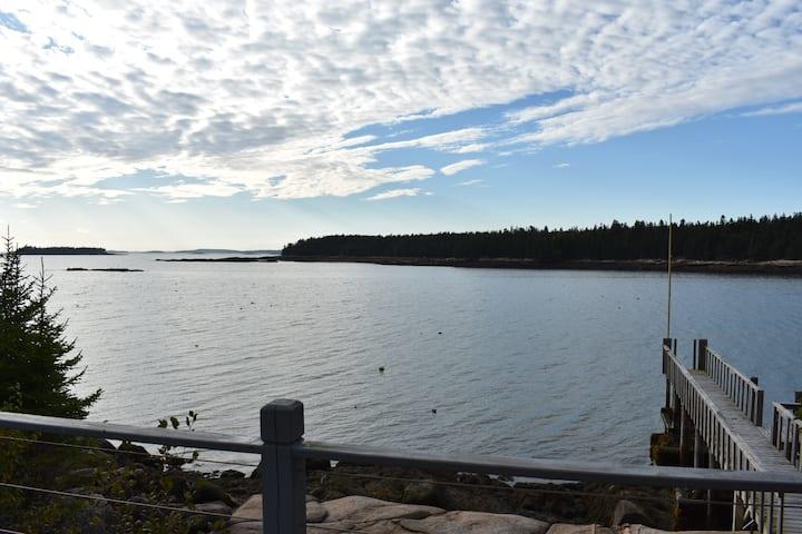 Island living on the Bold Coast of Maine