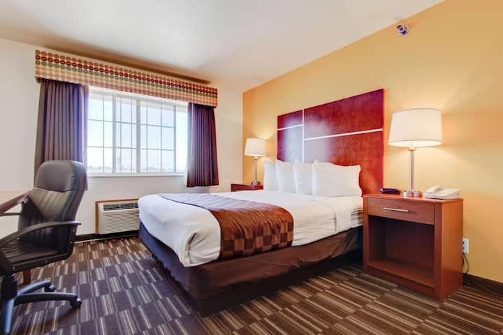 Exclusive Room Double Bed At Firestone