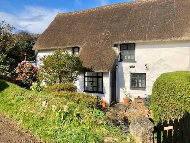 Coastal Thatched Cottage