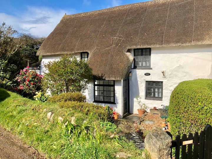 Coastal Thatched Cottage