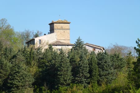 Torre d'Acquaviva, Bed & Breakfast - Cagli - Pousada