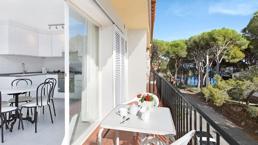 2 bedroom Apartment sleeps 6 in Llafranc 1