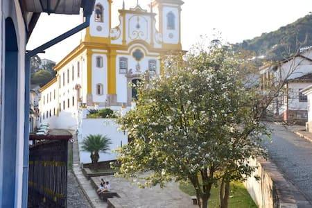 Casa da Varanda Ouro Preto - Ору-Прету