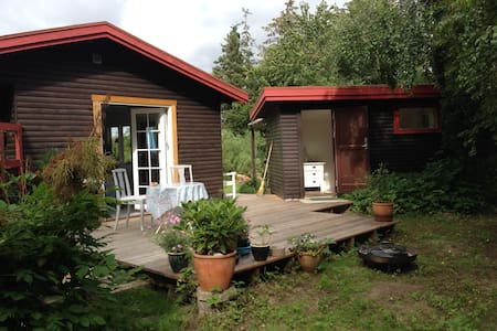 Little cottage totally renovated 2016. - Melby - Mökki