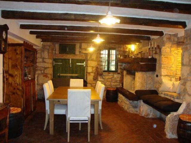 Vila Marcana - Marčana - Haus
