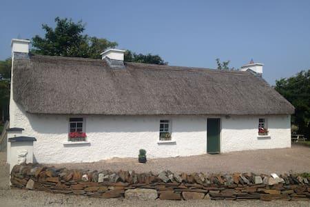 Beagh Cottage - Ardara - Blockhütte