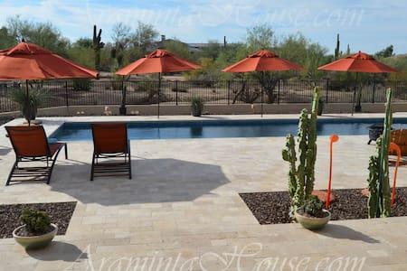 Luxury in N. Scottsdale, Cave Creek - 洞溪(Cave Creek)