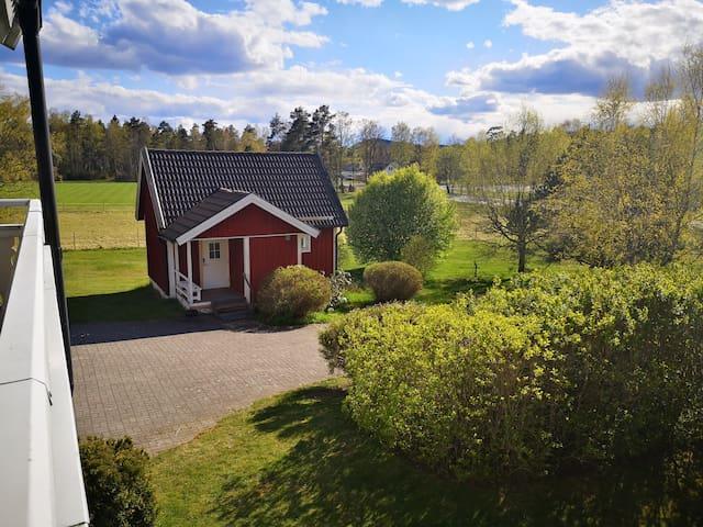 Isaberg/Hestra, Cozy cottage
