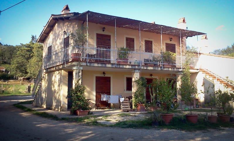 appartamento in agriturismo - Torrita Tiberina - Apartamento