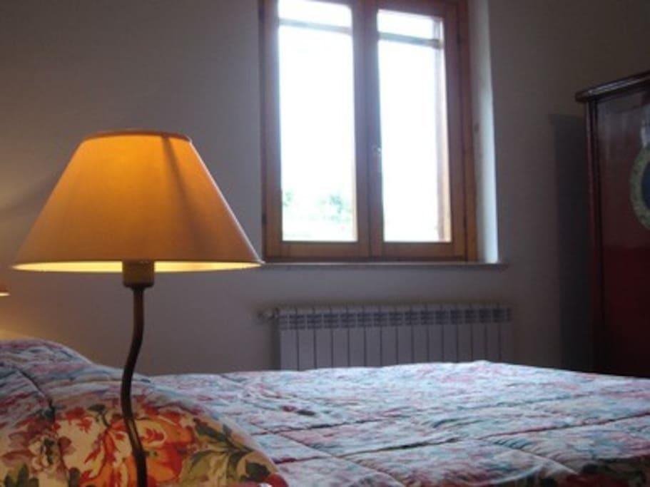 Appartamento in agriturismo appartamenti in affitto a - Tastiera del letto ...
