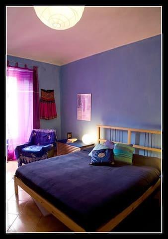 STANZA CENTRALE SEGRETI D'ORIENTE - Torino - Bed & Breakfast