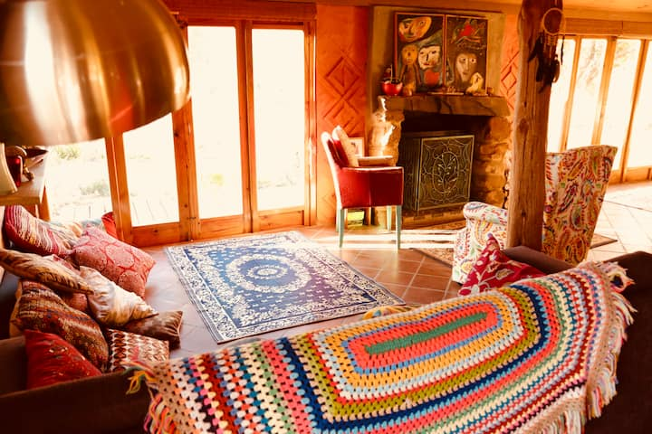 Stunning Karoo Soul Sanctuary with Sumptious Views