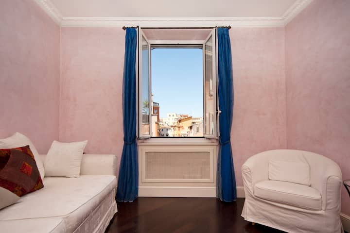 Trastevere graceful apartment