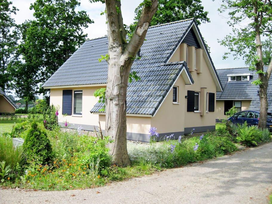 Friesland gaasterland vakantiewoning huizen te huur in for Huizen te koop friesland