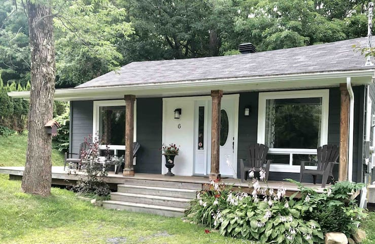 Renovated 3 bdrm chalet,pet friendly,  CITQ#278924