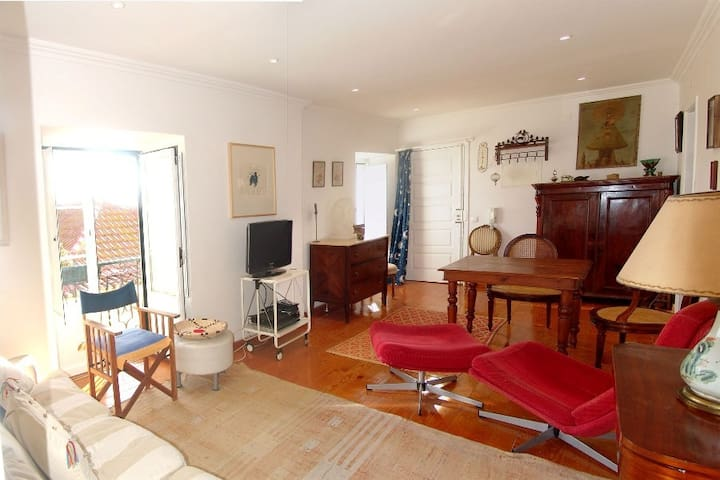 OLD HISTORICAL LISBON Apartment  - Lisboa - Departamento