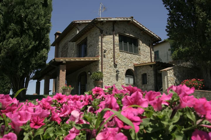 Beautiful old barn in Chianti - Greve in Chianti - Casa