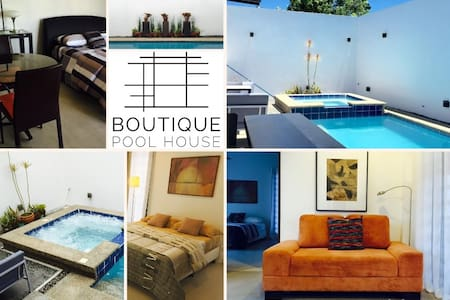 Boutique Pool House - Silang