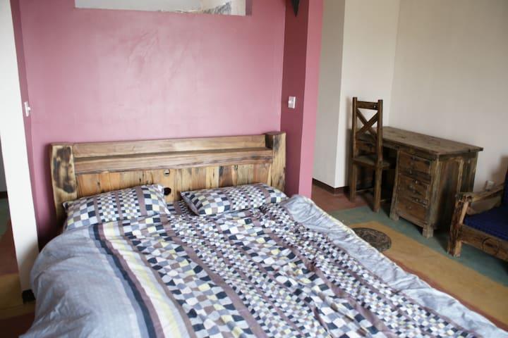 Rasta Hill Home - Master Guestroom