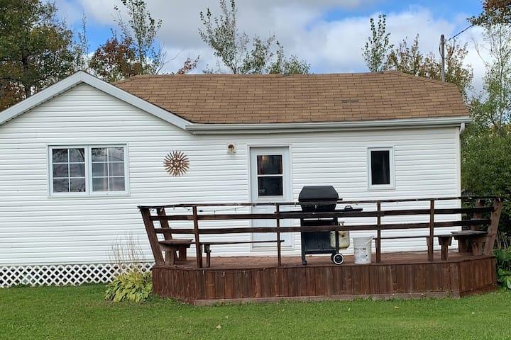 Cozy cottage getaway